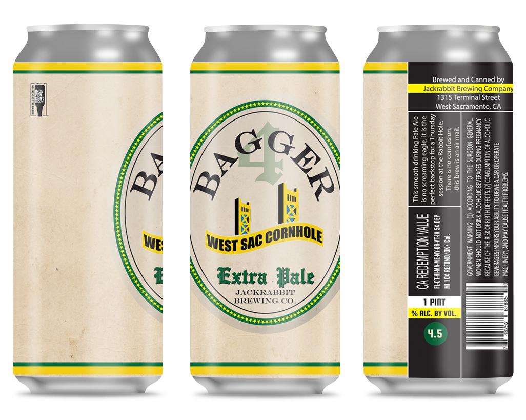 Four Bagger Extra Pale Ale