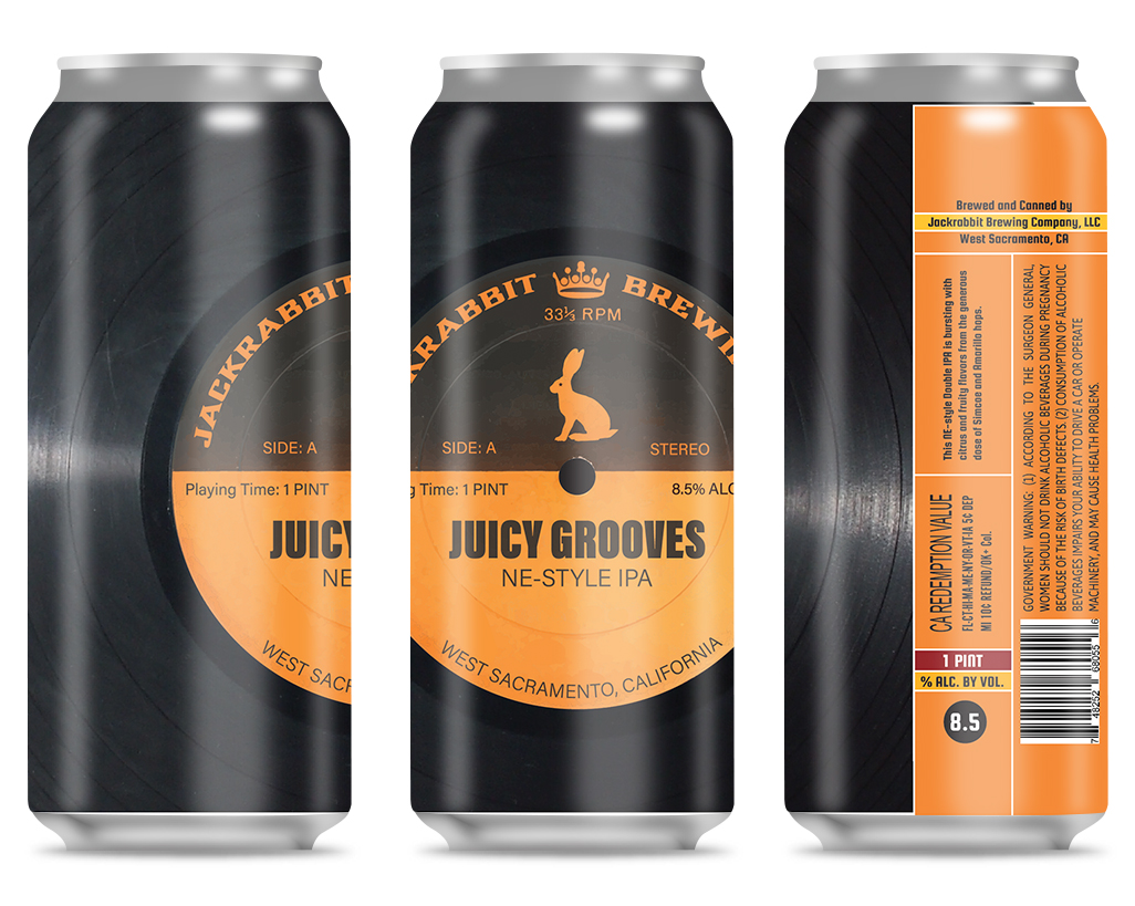 Juicy Grooves NE IPA