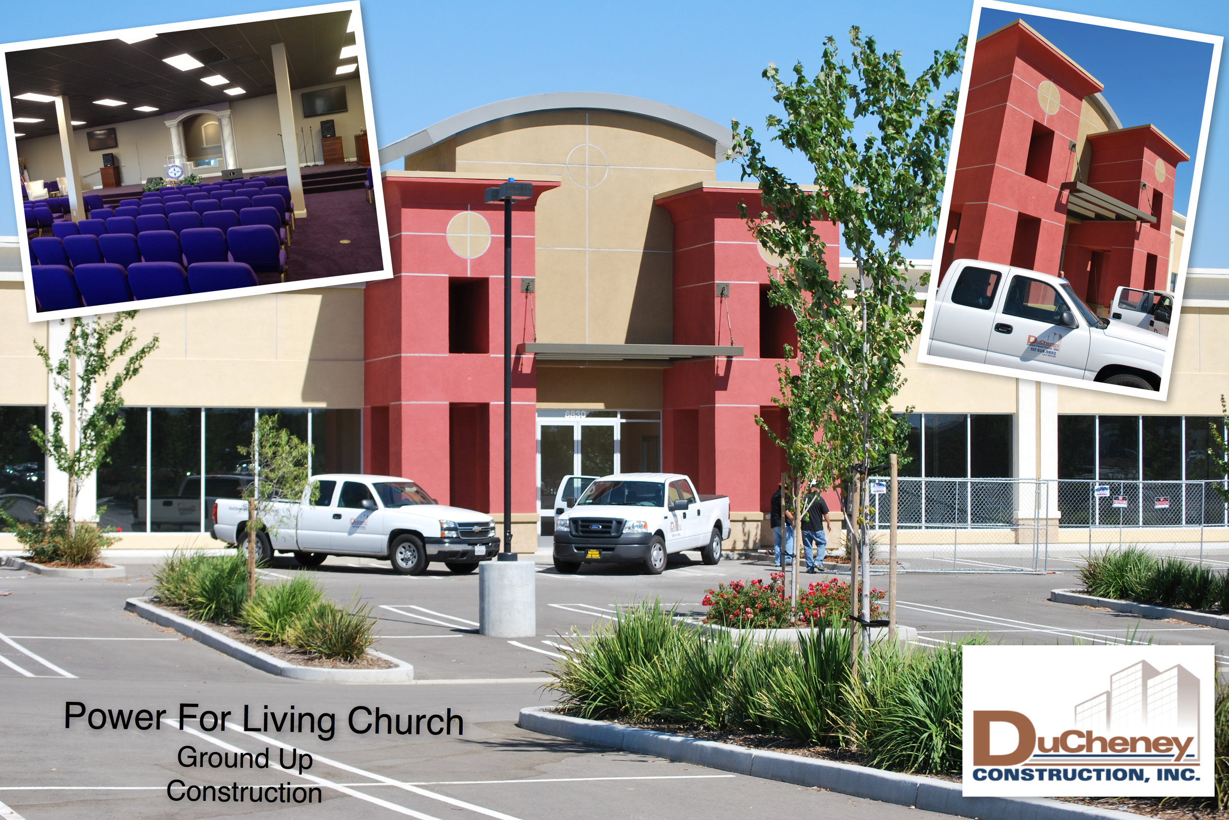 Power For Living Church -