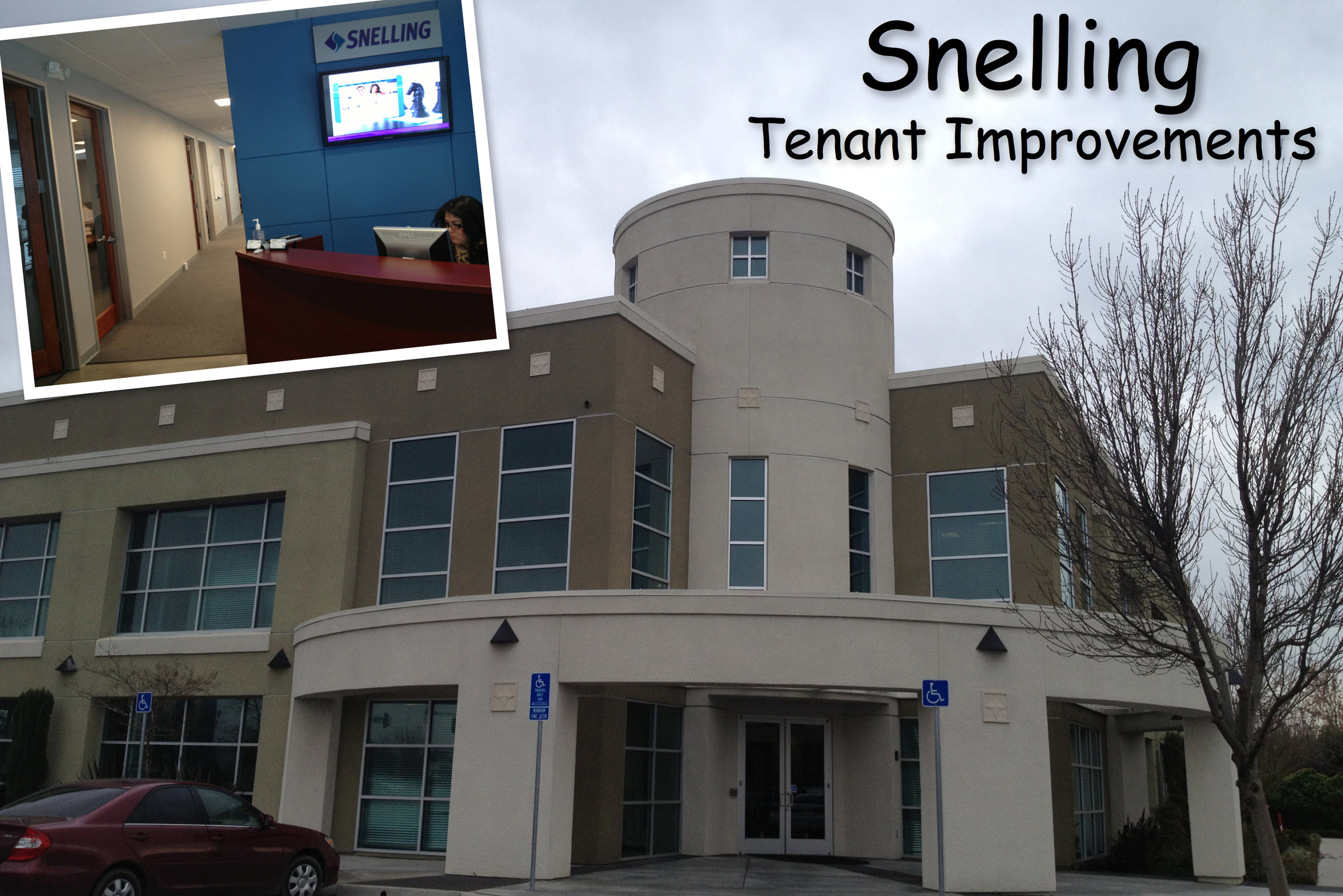 Snelling Tenant Improvement -