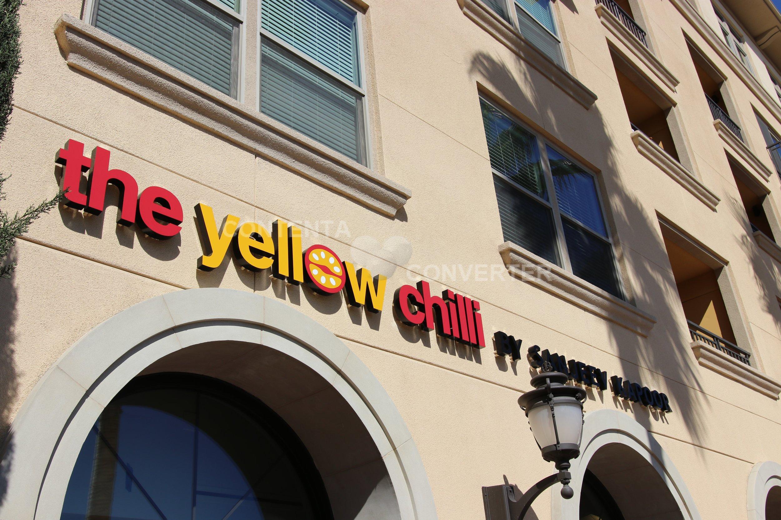 The Yellow Chili -