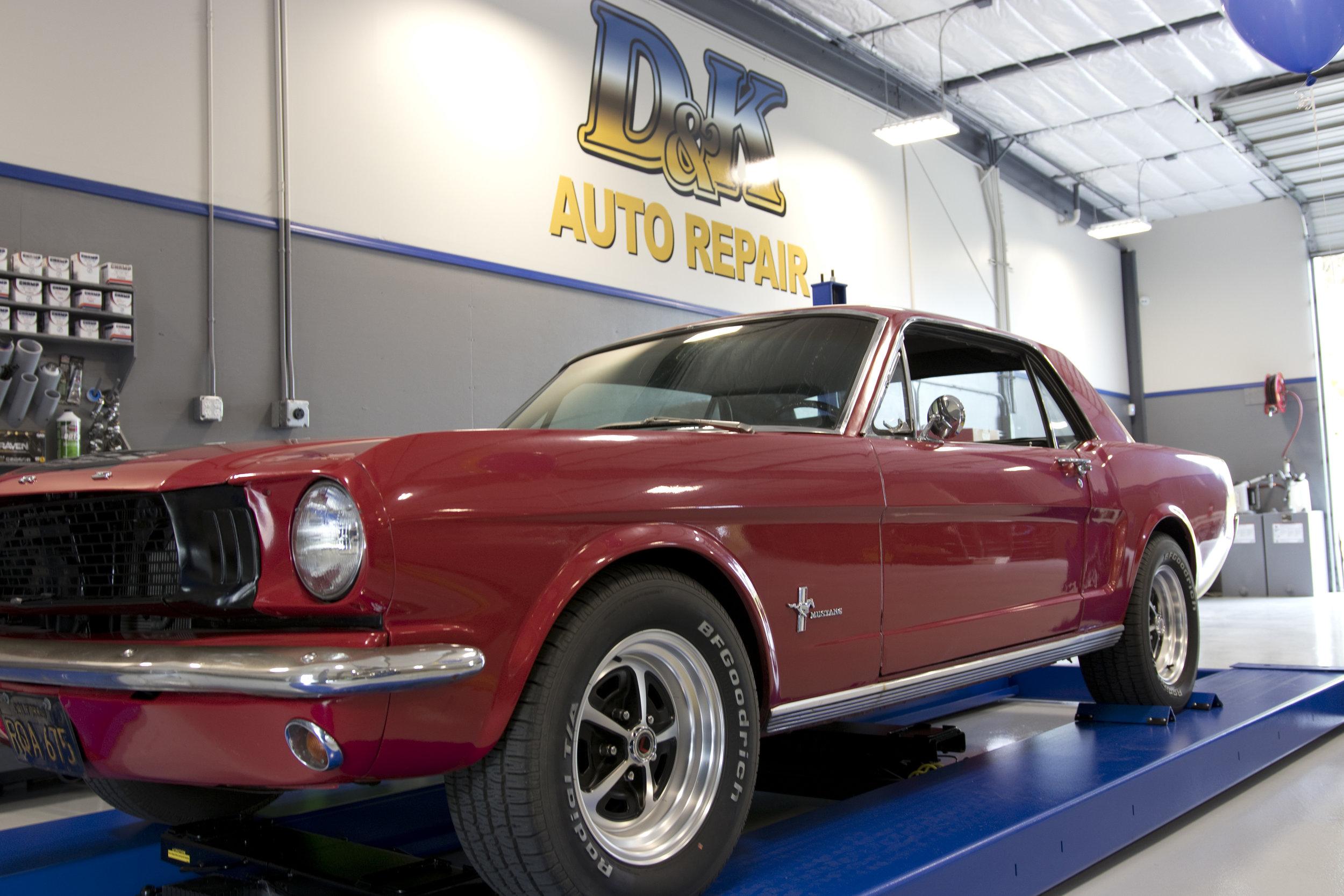 D & K Auto Repair -