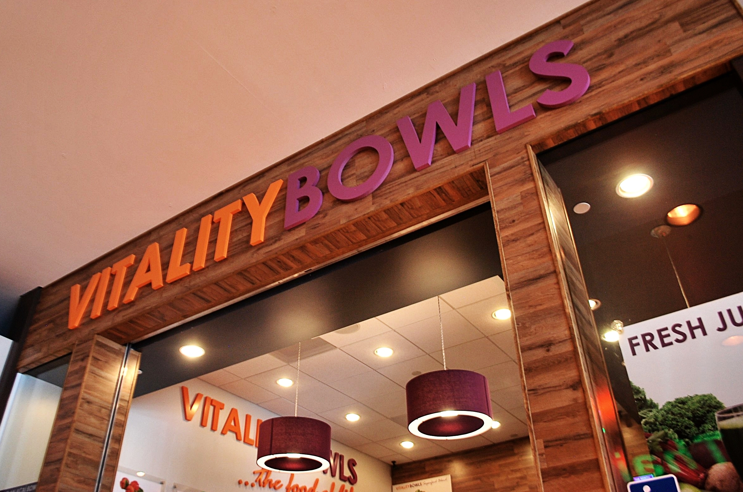 Vitality Bowls  (Corporate Contractor) -
