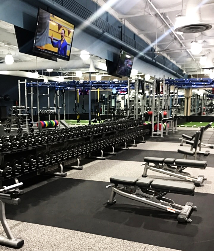 FITNESS CENTERS -