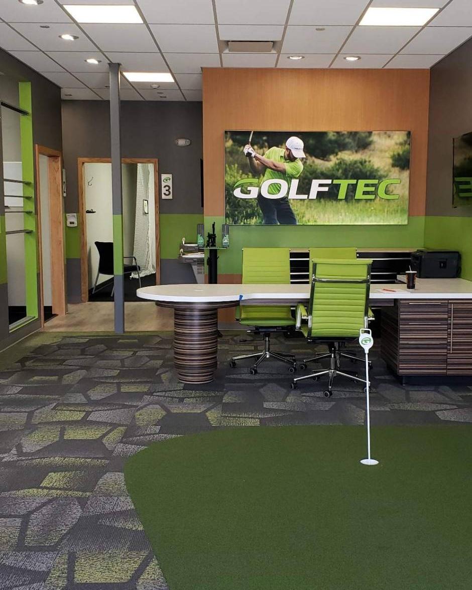 RECENT PROJECTS - GOLFTEC-Pleasanton