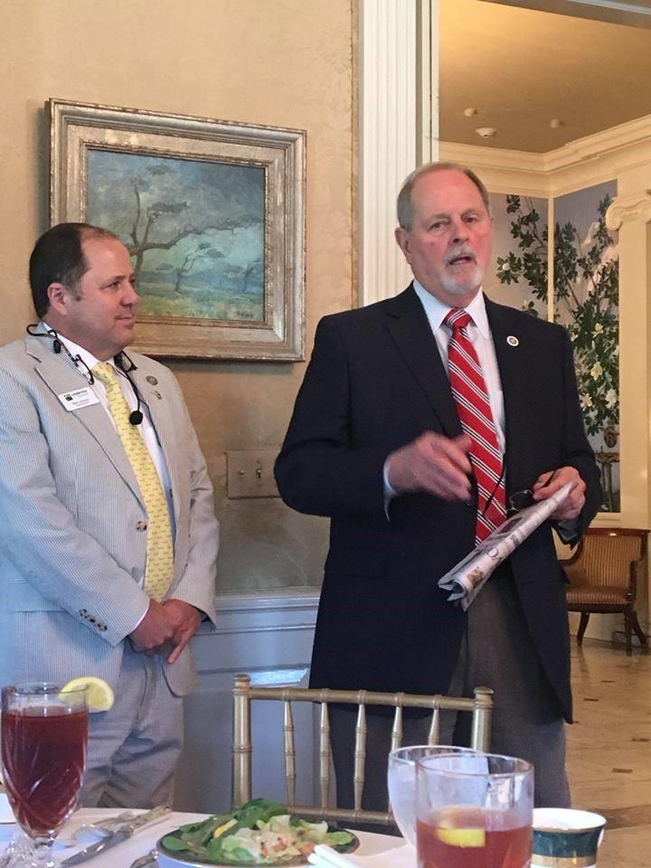 Mark-Johnson-Leadership-St-Tammany-Senator-Donahue-Governors-Mansion.jpg