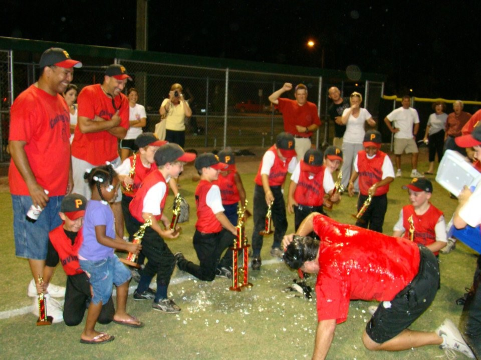 Covington Recreation Department Champions 2009.