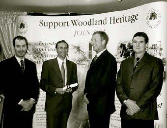 Philip Johnson, Jeremy Howarth, Andrew Berry and David Brackley.