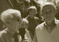 Harry Hindle and Paul Raymond-Barker