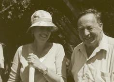 Sally Goodwin and Gavin Munro