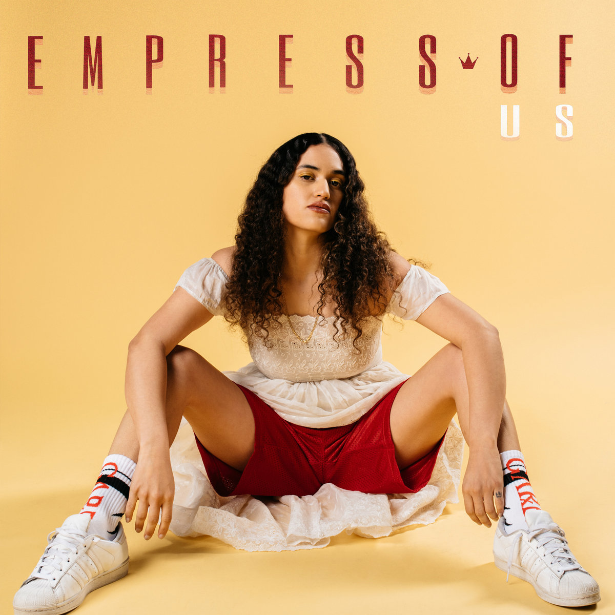 "Empress Of -  ""All For Nothing""  (producer / writer)"
