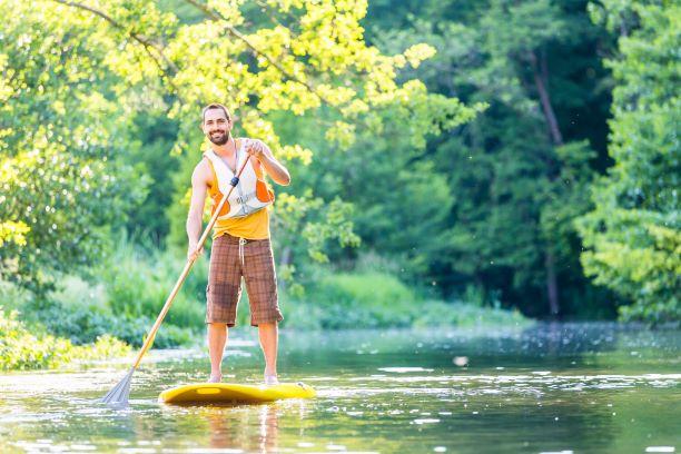 Paddle Boards, Kayaks   ,    Raft