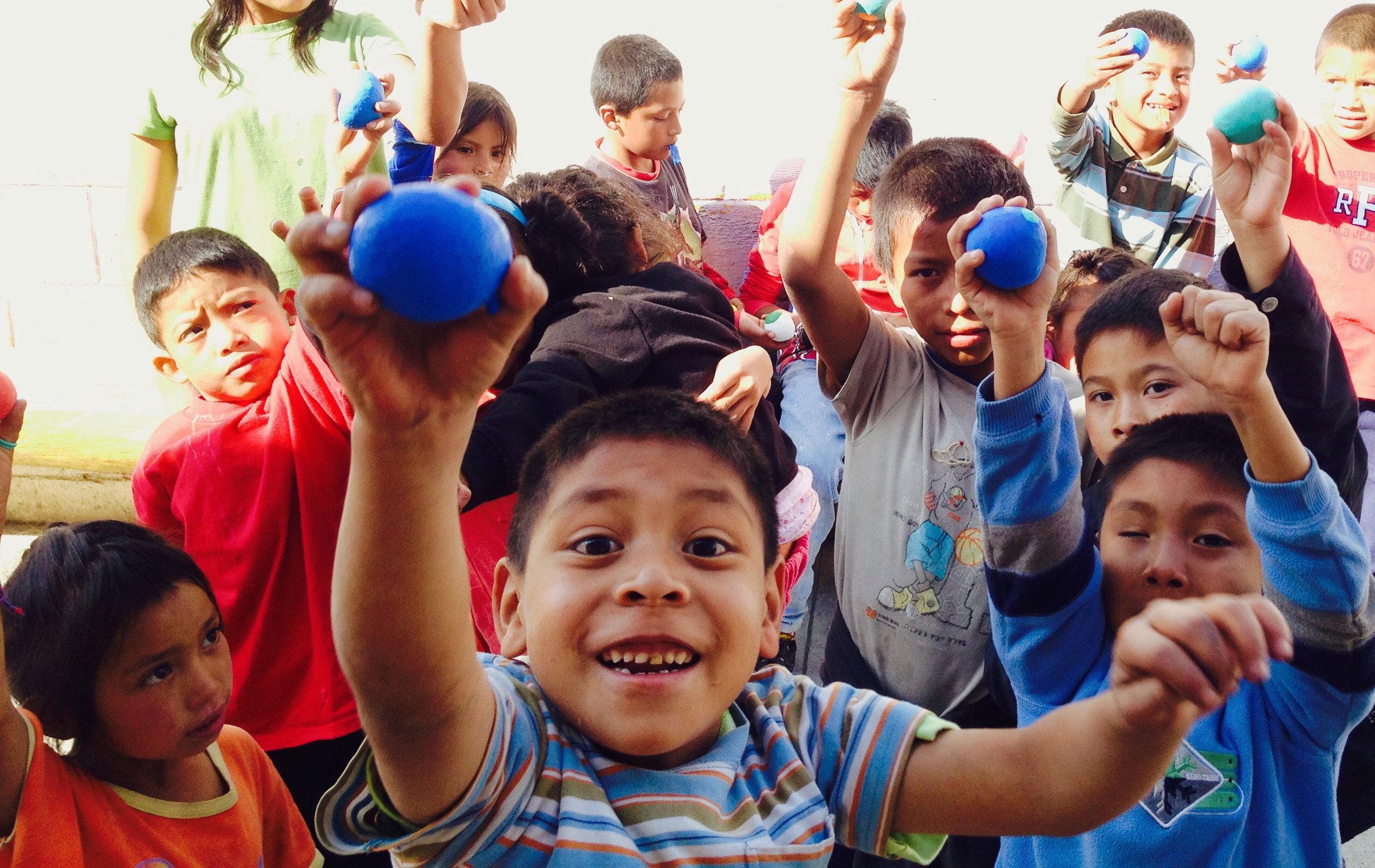 kids in guatemala mission travel
