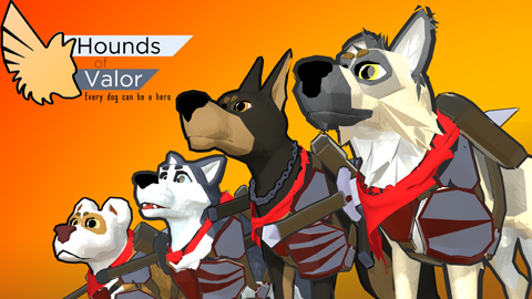 Dog at Work Games - Hounds of Valor