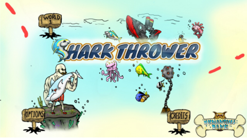 Humongous Bone - Shark Thrower