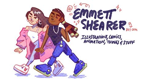 Emmett Shearer