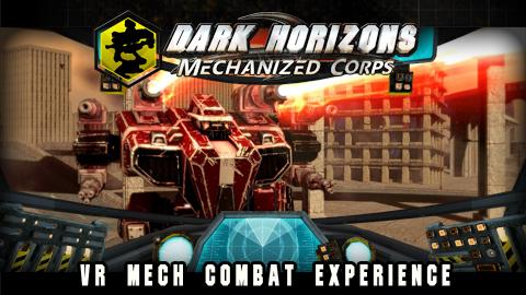 Max Gaming Studios - Dark Horizons : Mech Pilot Simulator