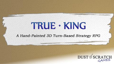 Dust Scratch Games - True King