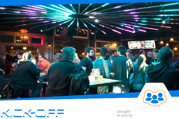 Friday 10/11 | 7pm - 11pm   GDEX Weekend is full of activities, but it all starts with our  Kick-Off Party.  Taking place on Friday evening, it's a great opportunity to meet great people who share your love of games, and get a chance to connect with some of the speakers you've been wanting to meet. It's the best way to start the weekened.  Presented By  Shawnee State University