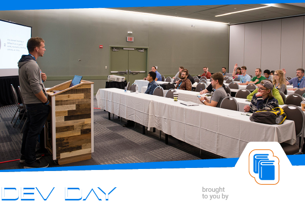 Friday 10/11 | 10am - 6pm   GDEX offers the  best educational experience  in the region with our  All Day Dev Day . Whether you're looking to up your developments skills, improve your art, start a business, or just learn more about the industry, GDEX has everything. Tickets are limited, so buy yours now.  Presented By  Ohio University