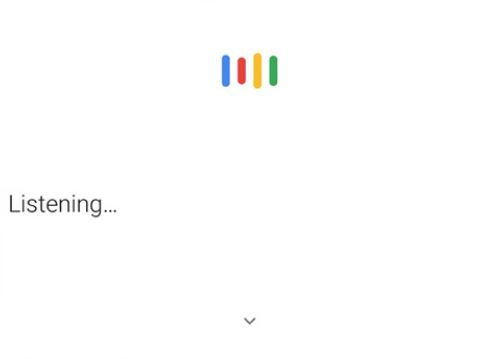 Androids Google Assistant