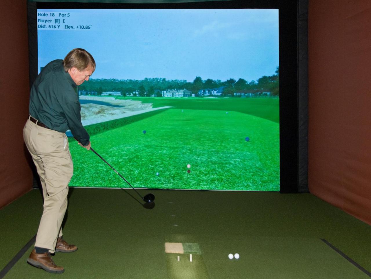 Play-a-Round Golf