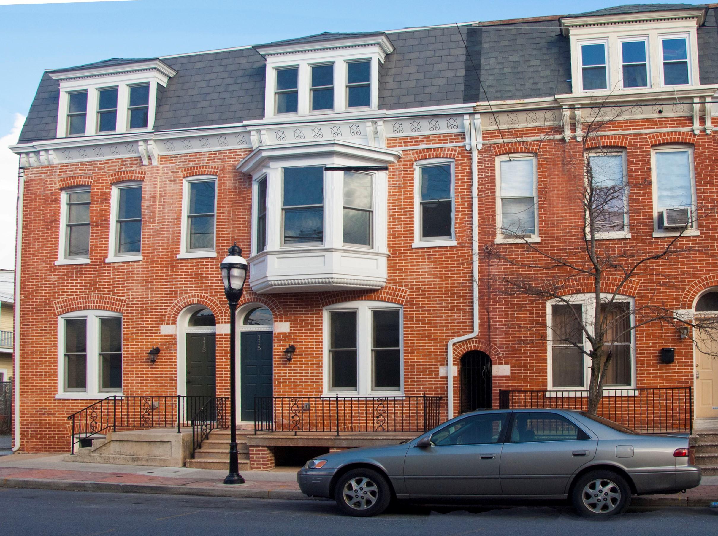 York Housing Authority - Pine Street