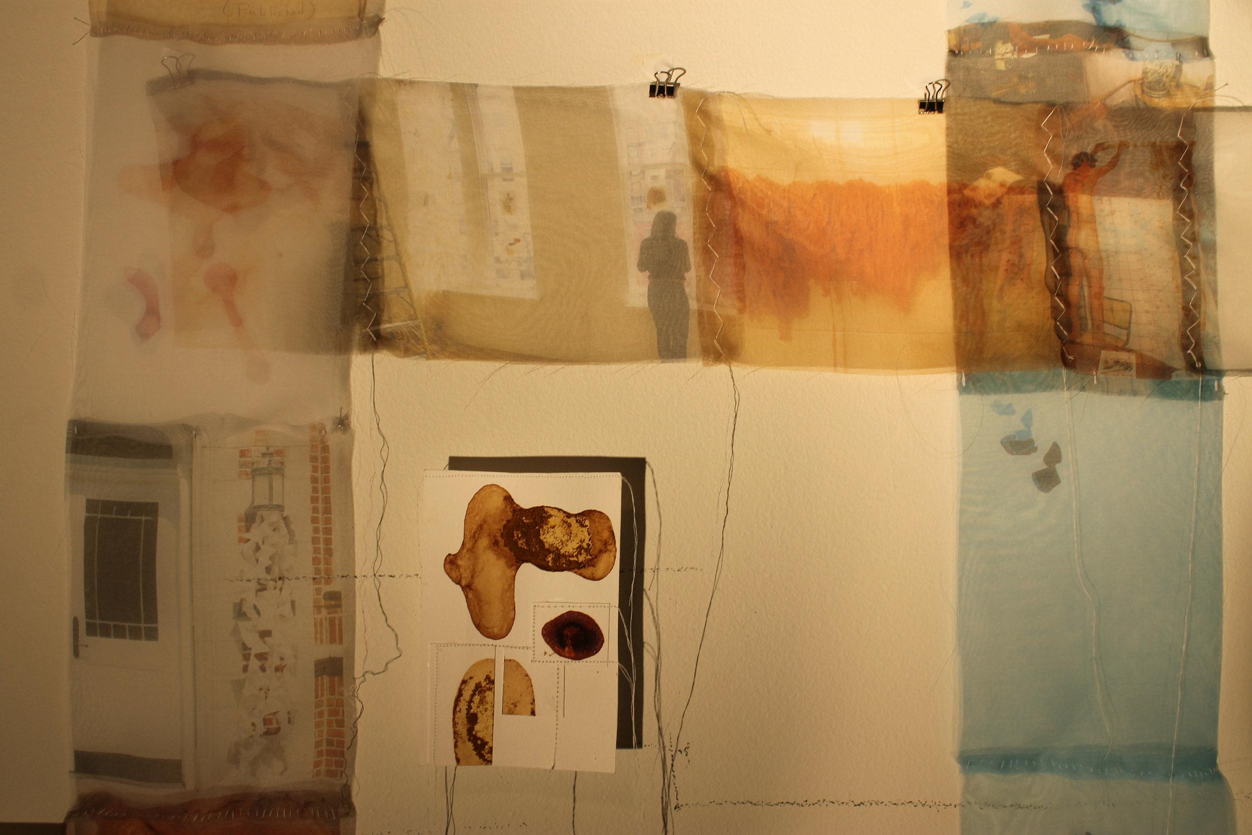 Alex Goldberg, Composition 1, 2018