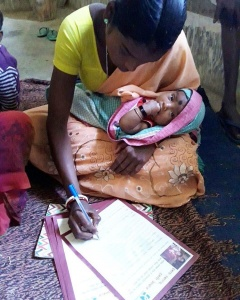 More than 150,000 women across India were surveyed by WRA India about their top priority for quality reproductive, maternal healthcare. The results were profound. Photo courtesy: WRA India