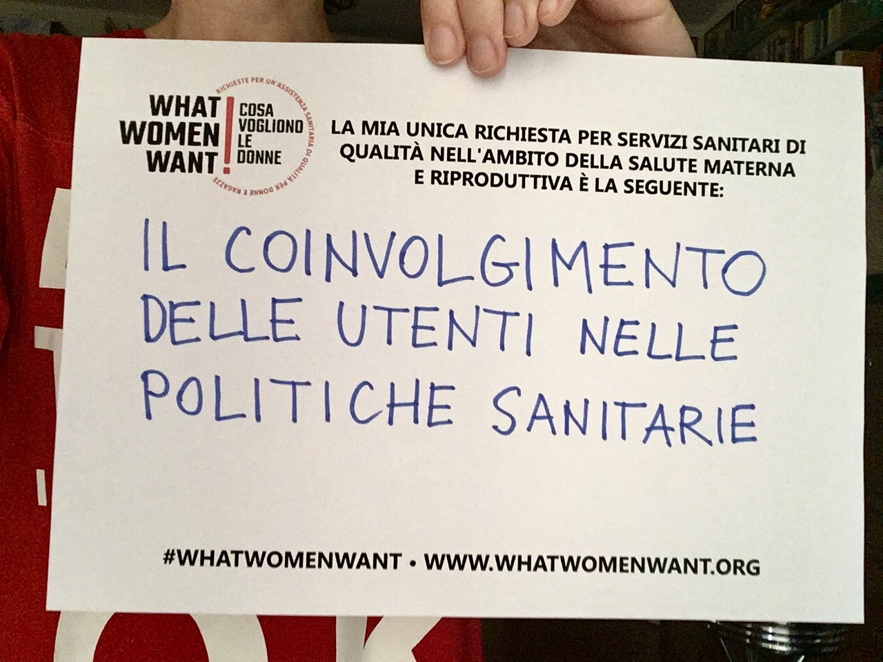 What Women Want... in Italy