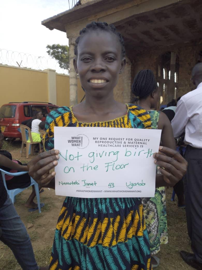 Women_Uganda_WRA Uganda_birth on floor.JPG