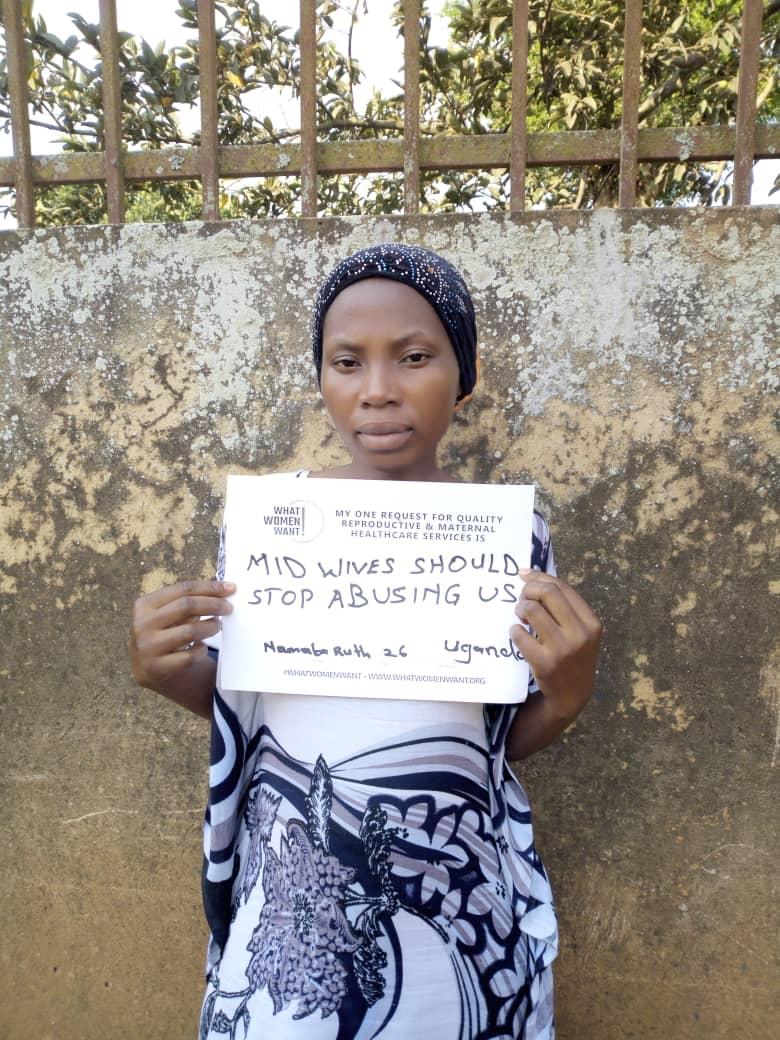 Women_Uganda_WRA Uganda_Midwives should stop abusing us.JPG