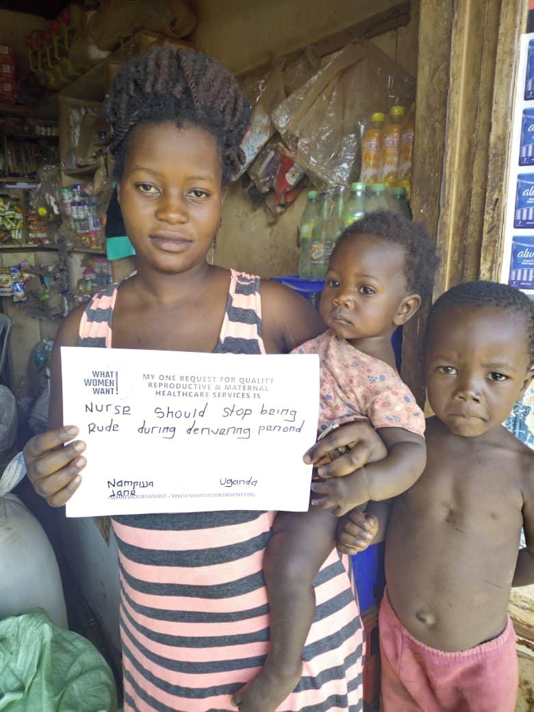 Women_Uganda_WRA Uganda_rude nurses_mother with two babies.JPG