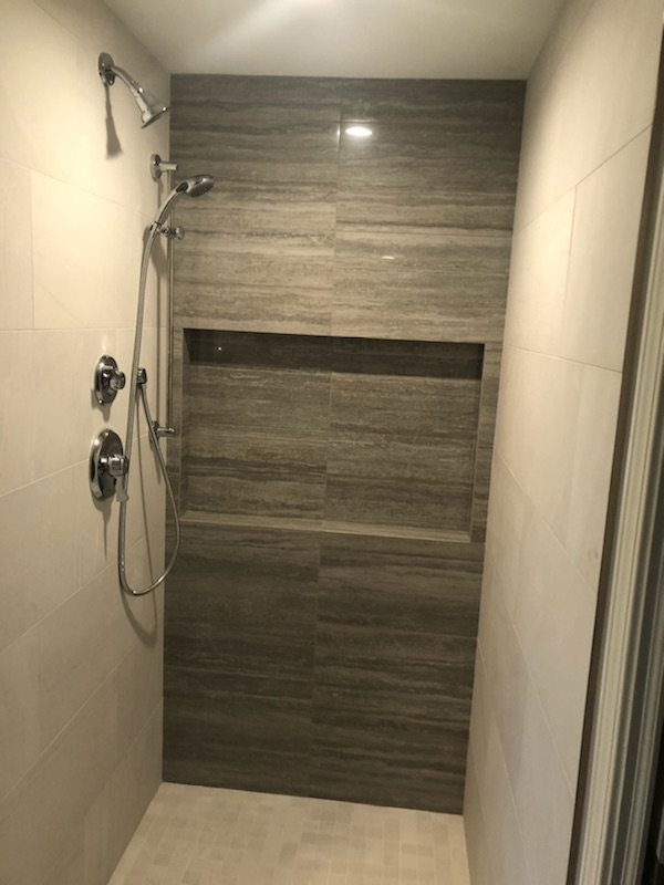 One of our MANy showers