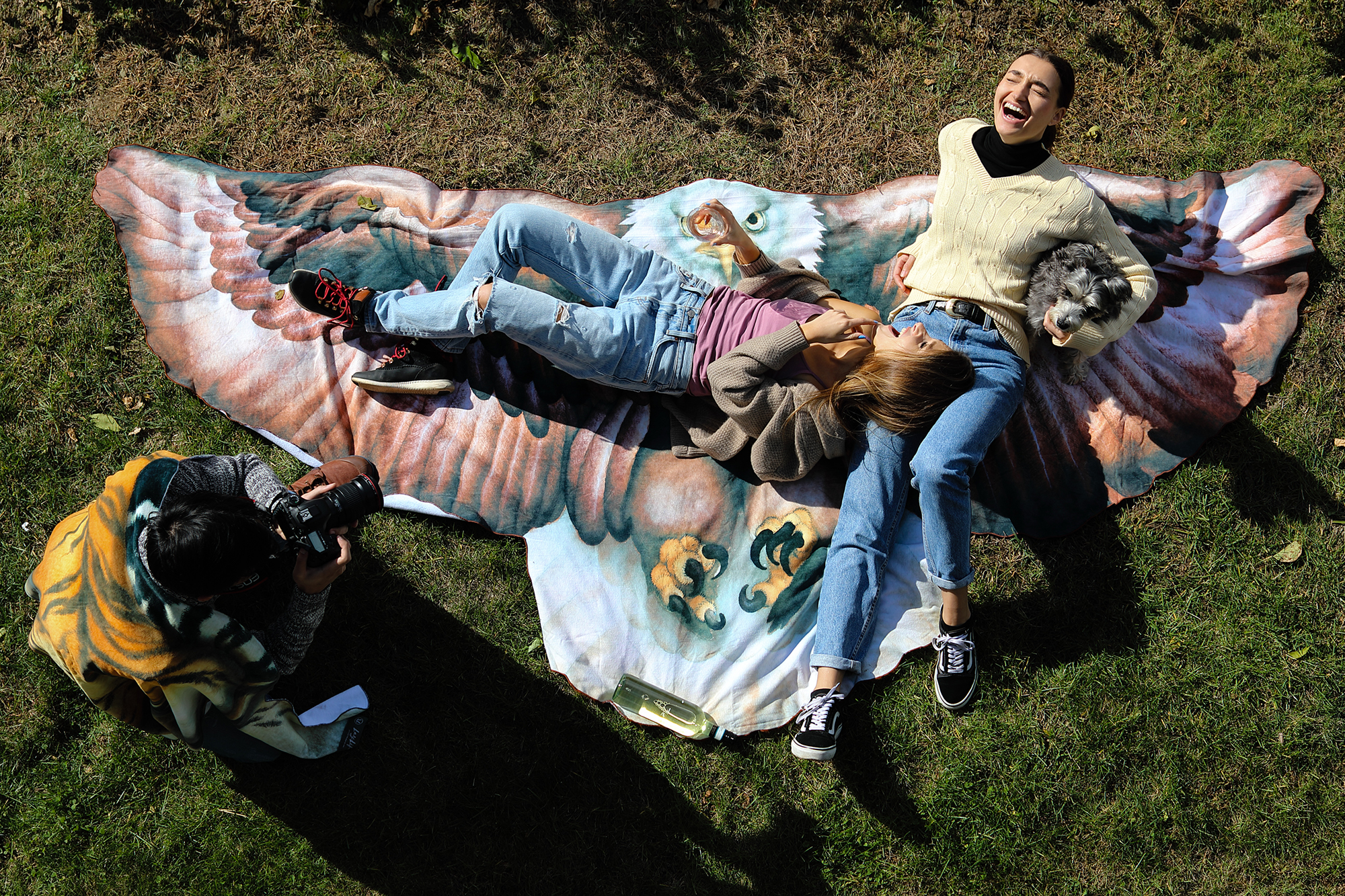 Laylife, towel, octopus, tiger, eagle, spread, blanket, sheet, throw, cotton, environment, dry, thick, watercolor, art, sustainable, animal, donate, dry, lay, decorate, picnic, beach, ocean, graphic, design, print7.jpg