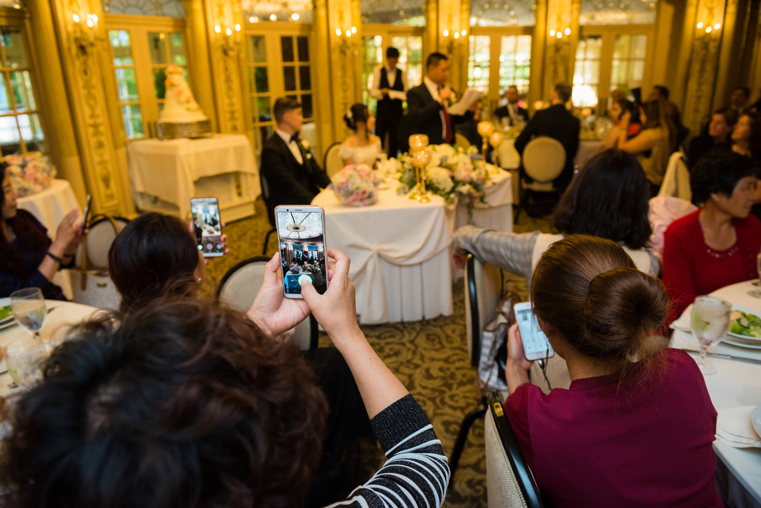 view from ping and brents wedding at the manor in west orange, new jersey. I specialize in wedidng documentary and photojournalism style photography, and it is very nice to take candid moments like these