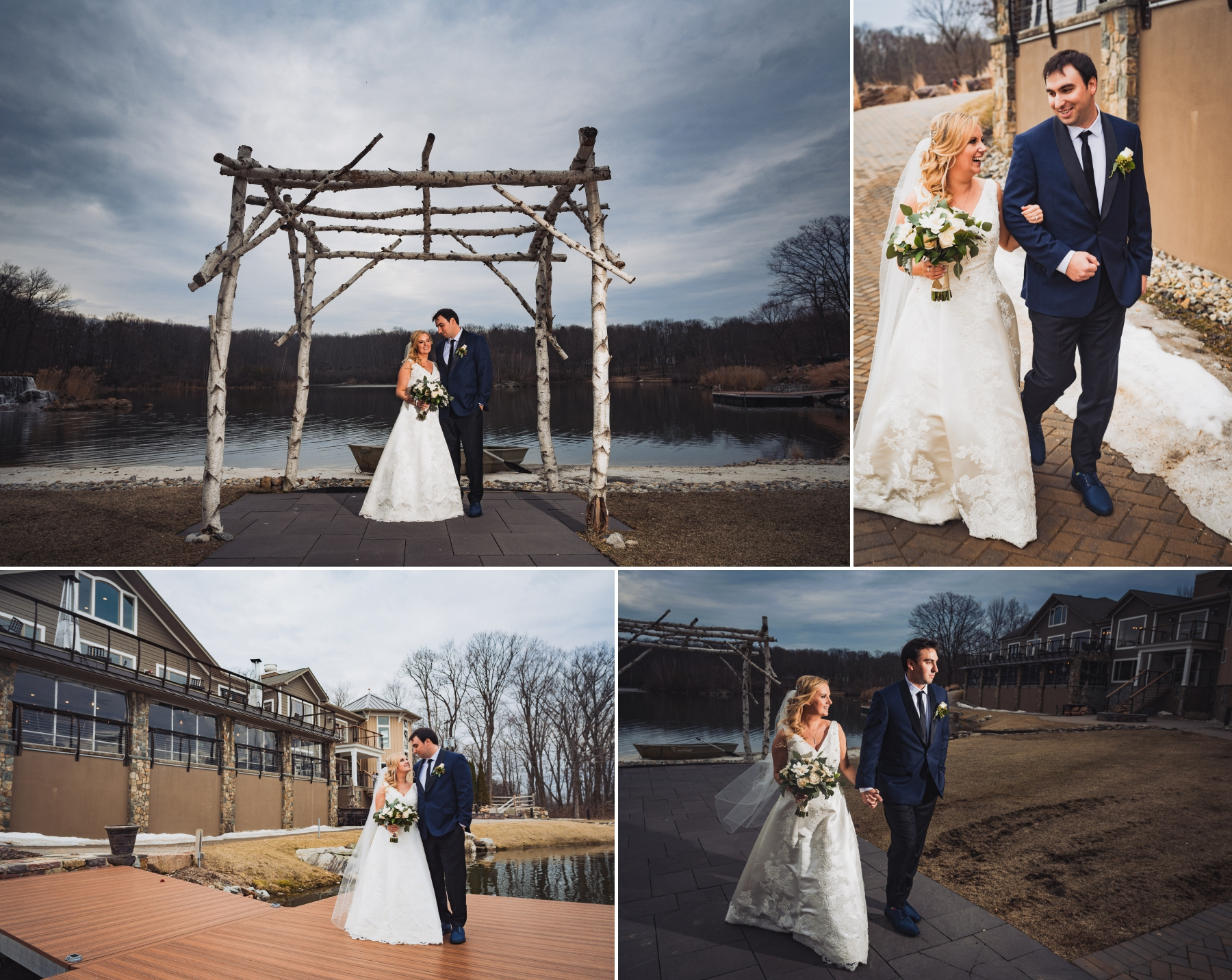 Formal portraits can be as easy as a walk in the park with your new spouse, or as dramatic as incorporating a cool sky and some interesting lighting. I love integrating different camera techniques to create something unique to the day of your wedding.