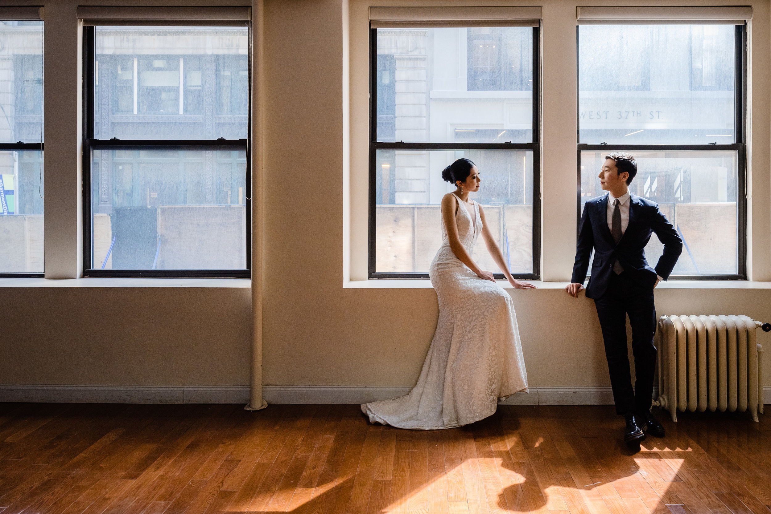 Planning for Light on Your Wedding Day -