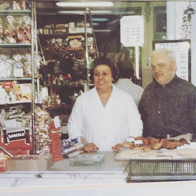 Sunday croissants at René & Andrée 🥐🥐 my daily inspiration🥖🇫🇷