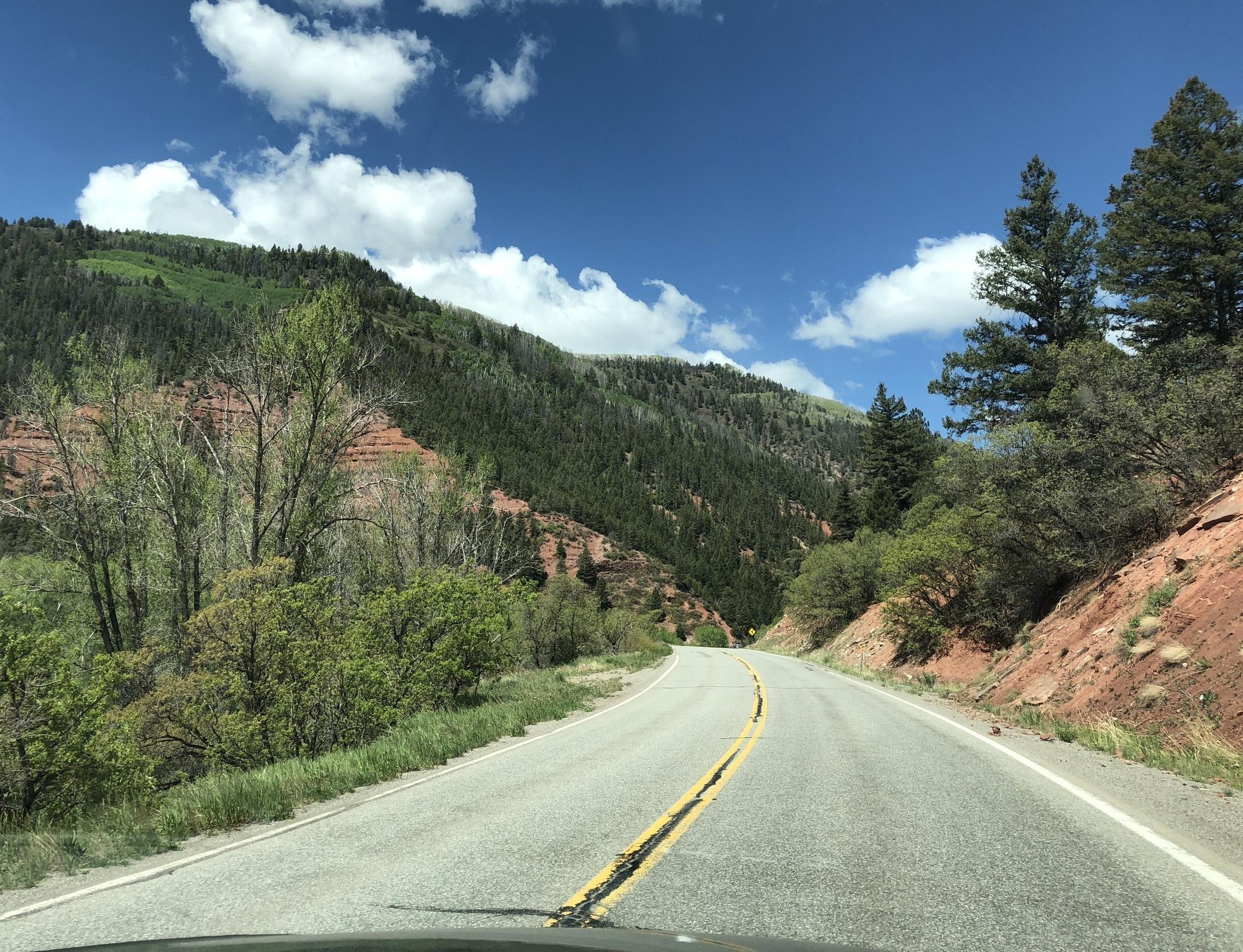 Colorado. Ahh.