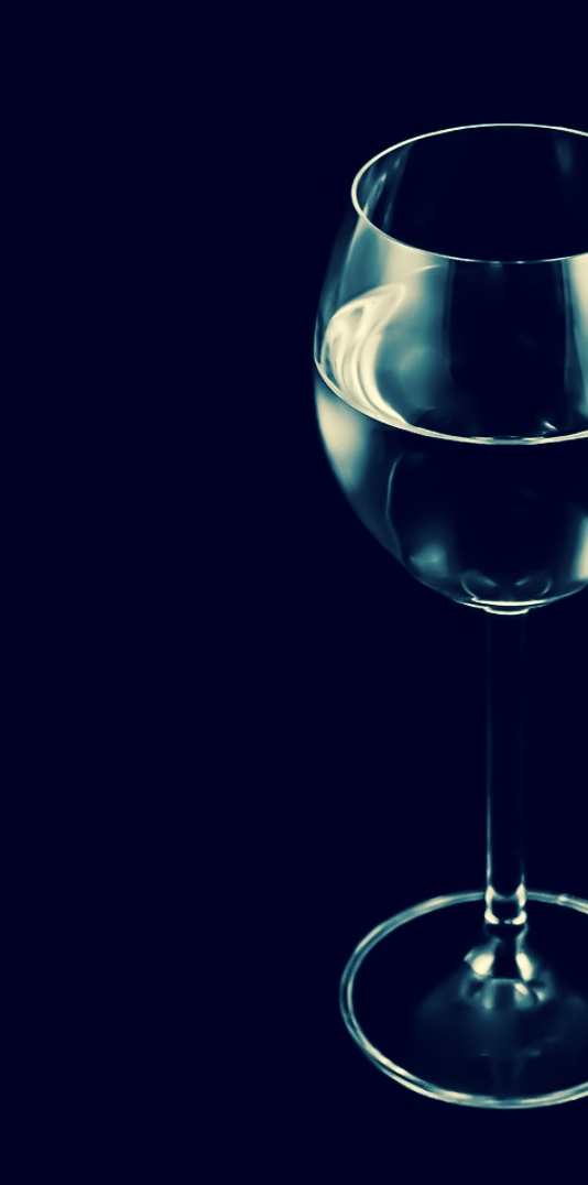 I wish we could all leave our wine on the bar and go dance without worry. - Alas, that is not the world we live in.