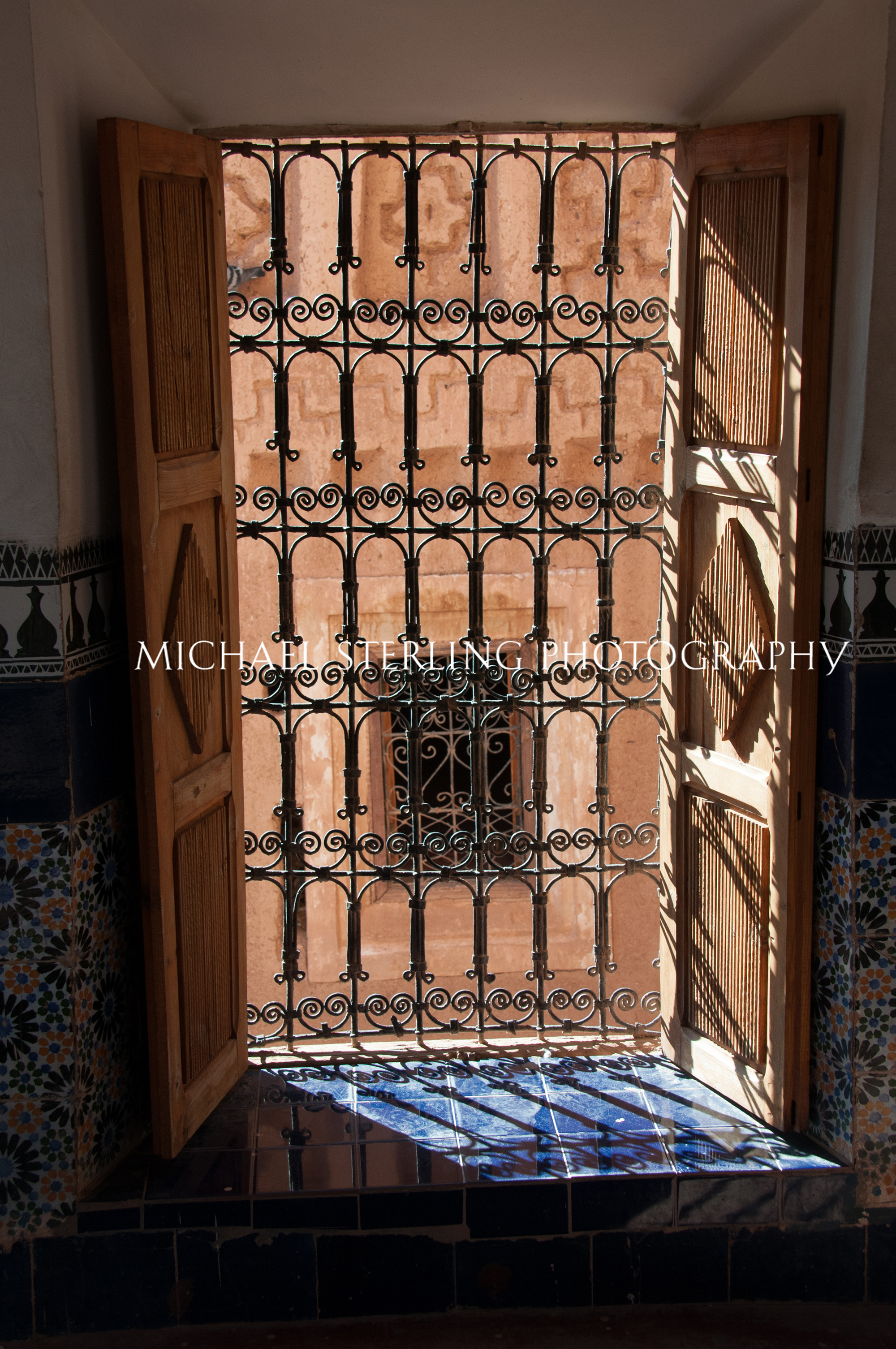 Morocco Window