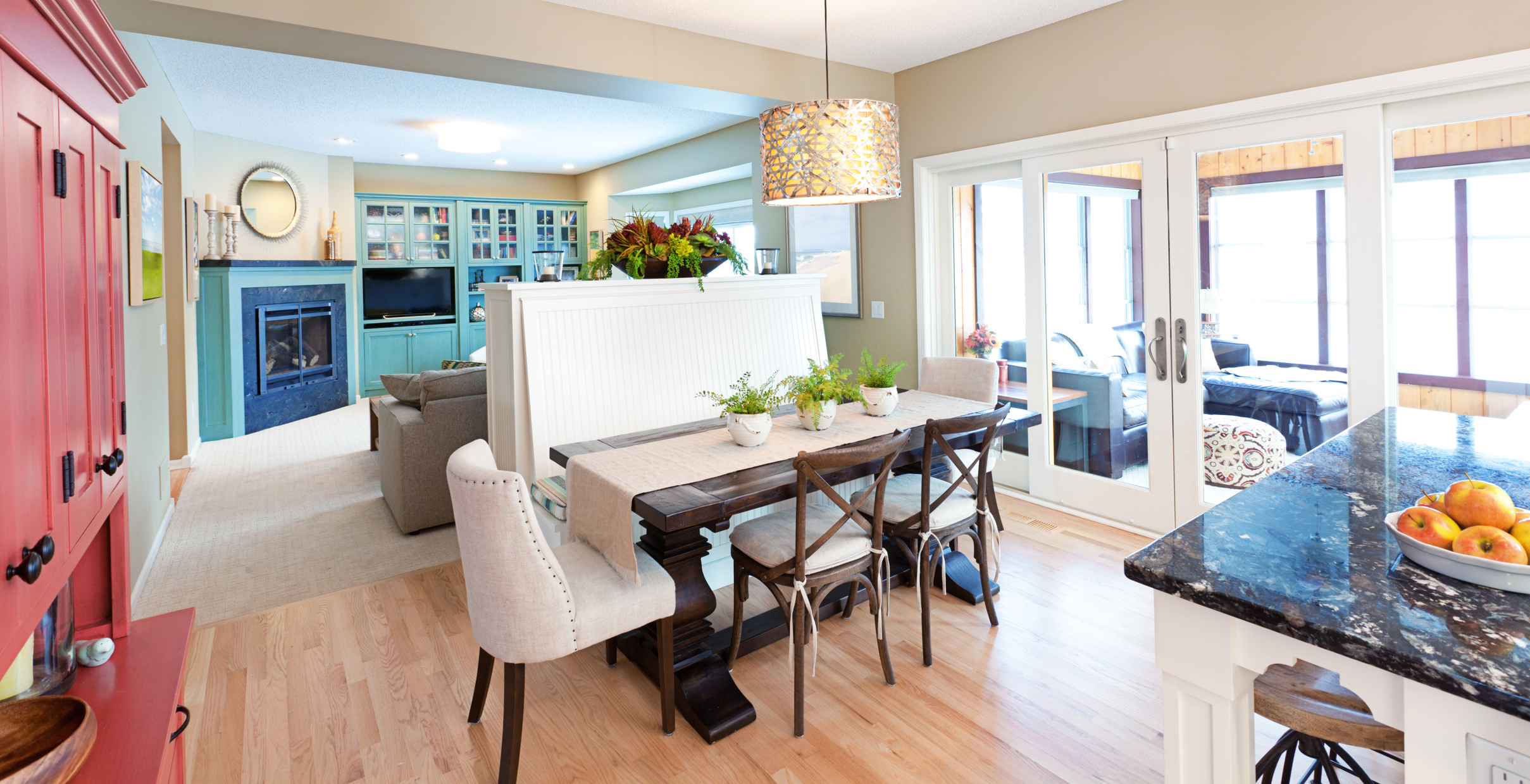 Your Home - Organize Today will work with you to make your rooms functional and stress free.