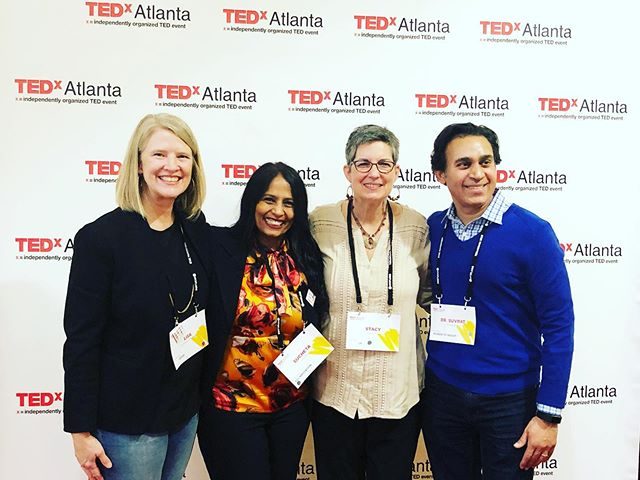#throwbackthursday to this great day of inspiration and creativity with @cerebralmatters @stacy.cantrell #tedxatlanta #brandfitconsulting #women45+