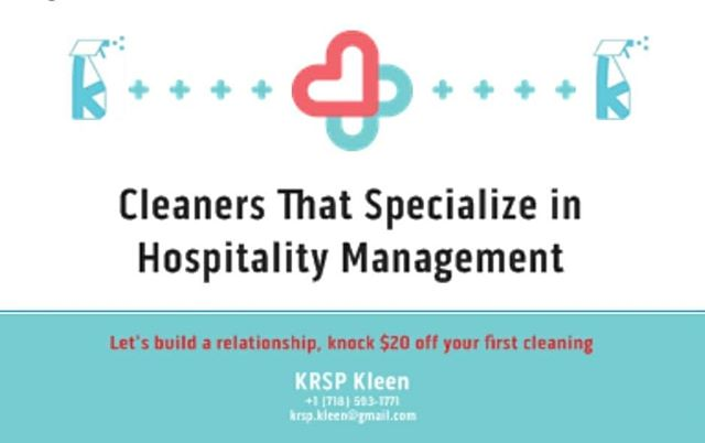 Spring isnt here yet, why not get a jump on your yearly deep clean? Hire the professionals, we can help you with your @airbnb as well. . Save $20 off the top! Call or email us, the first 50 clients get the discount when they use Promotion Code: KLEEN2 . #krspkleen #kleenteam #superbowl #jerseycity #manhattan #hudsoncounty #secaucus #bayonne #unioncity #northbergen #newark #newjersey #cleaning #springclean #classifieds #cleaningservice #yelp #homeadvisor #clean #organize #professionalservice #smallbusiness #local #like #likes