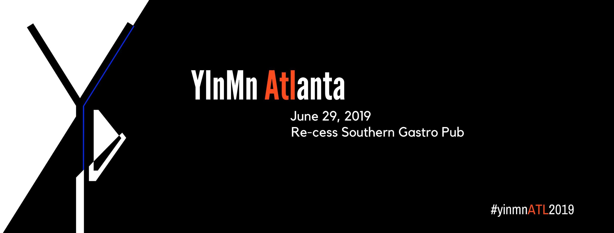 YInMn Atlanta comes to Gainesville via Re-cess Southern Gastro Pub on June 29, 2019