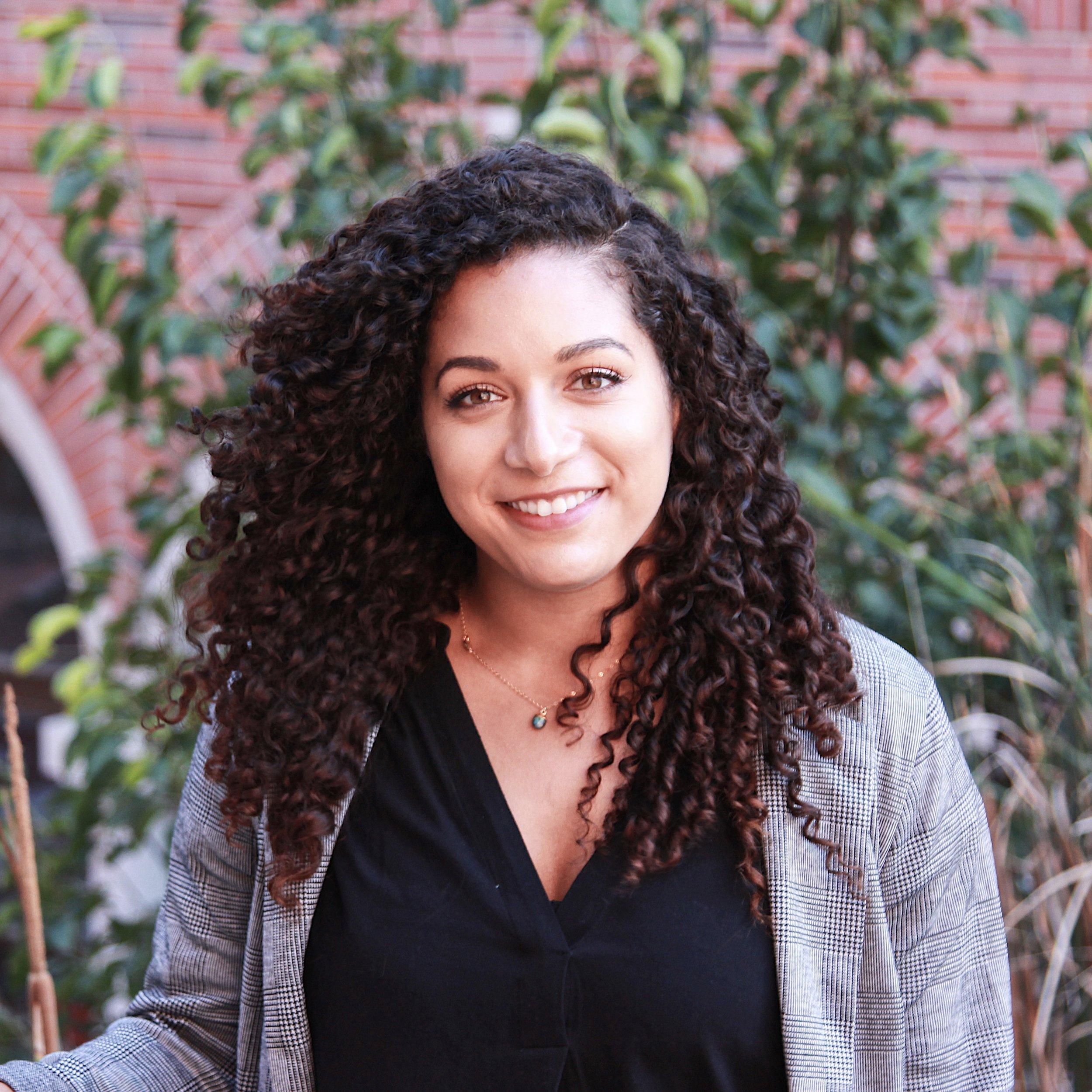 Tori Alexander  Research Assistant
