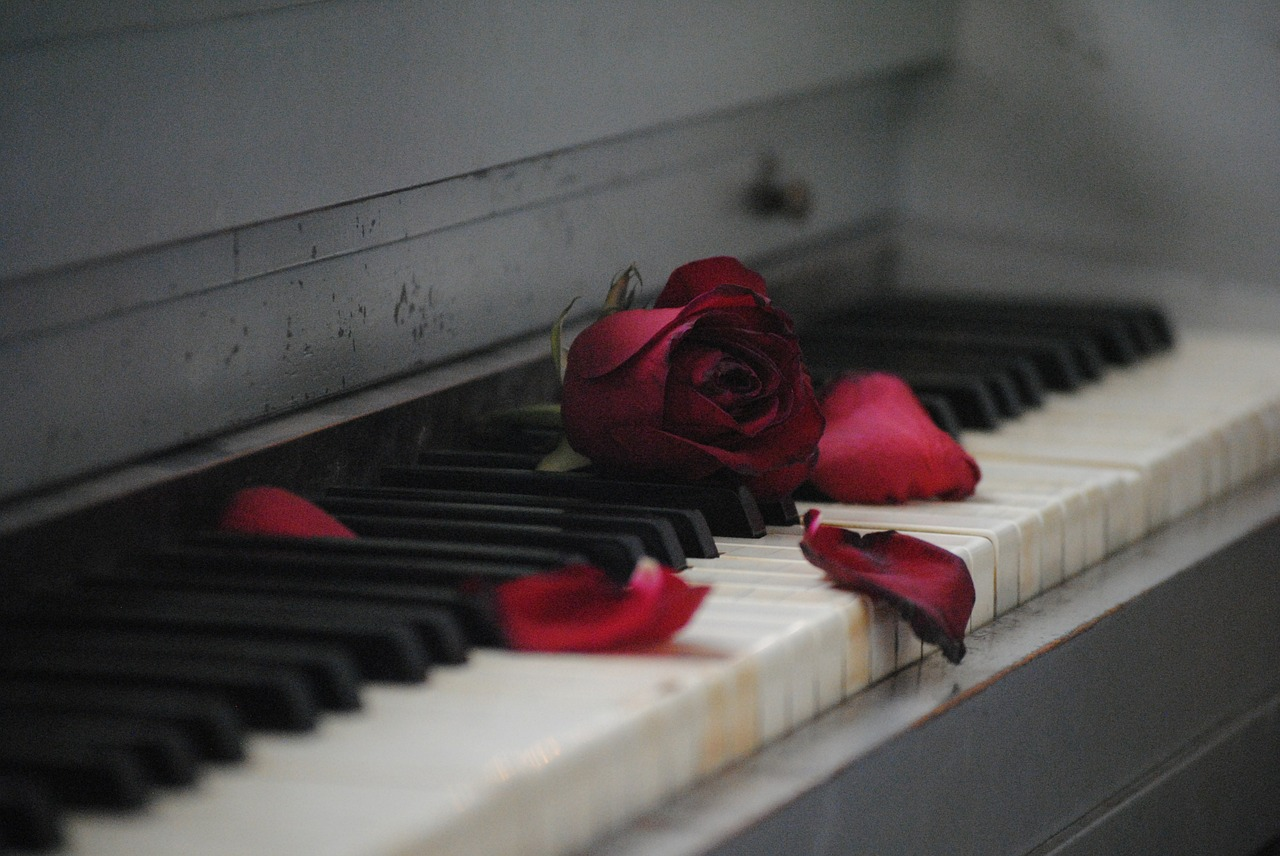 Pianos become part of you…..