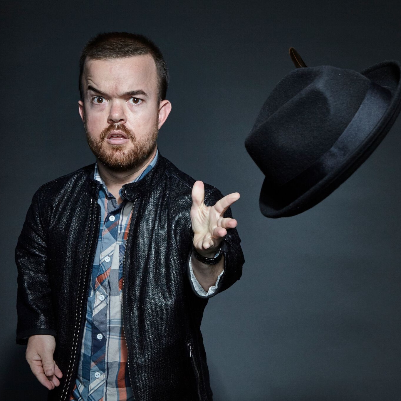 "Brad Williams   As seen on ""Deadbeat"" and most recently, ""Little Evil"""