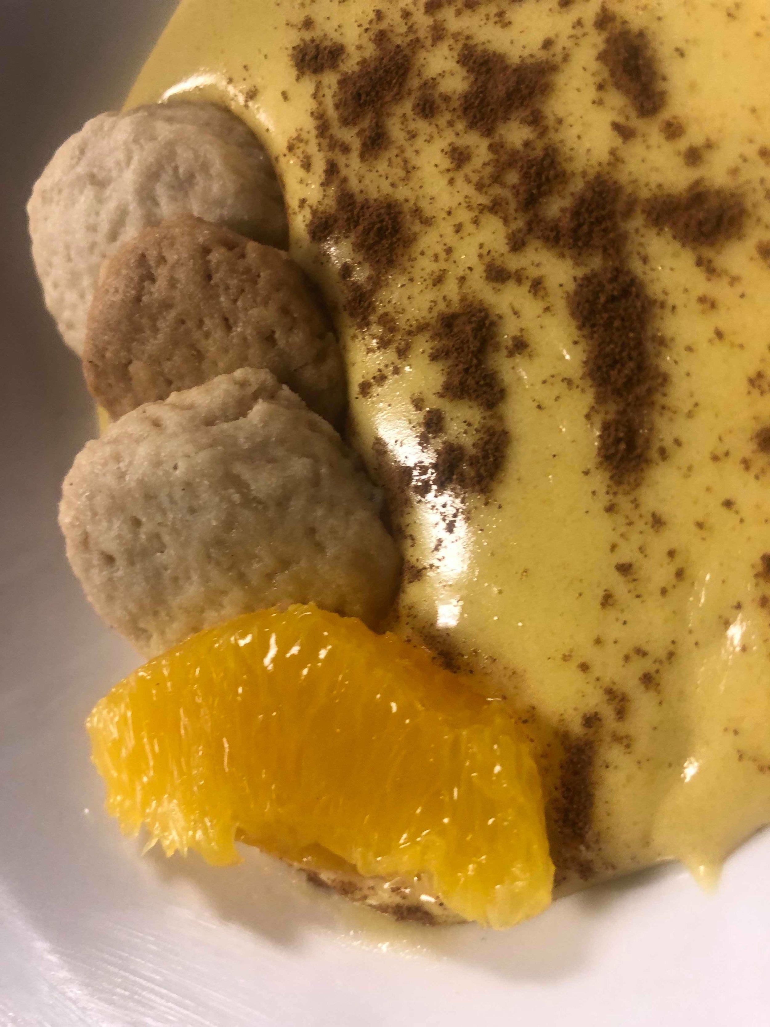 Fifth Course: Dessert